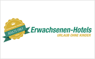 Adults only Hotels - Erwachsenenhotels